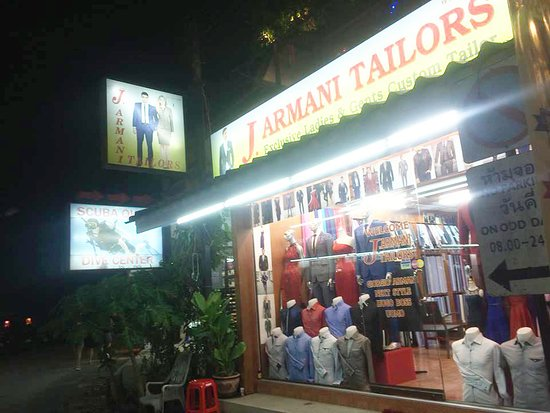 Kamala Beach Jarmani Tailor