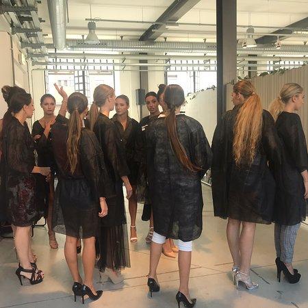 Comune di Milano - Fabbrica del Vapore: Sfilata di moda