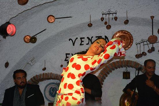 Venta El Gallo: gitana