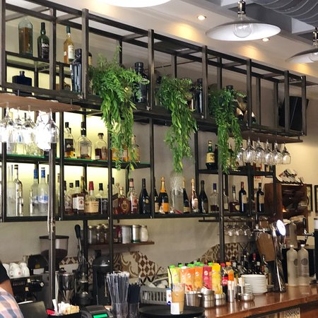Soufli, Greece: Cafe wine Bar BARBONE