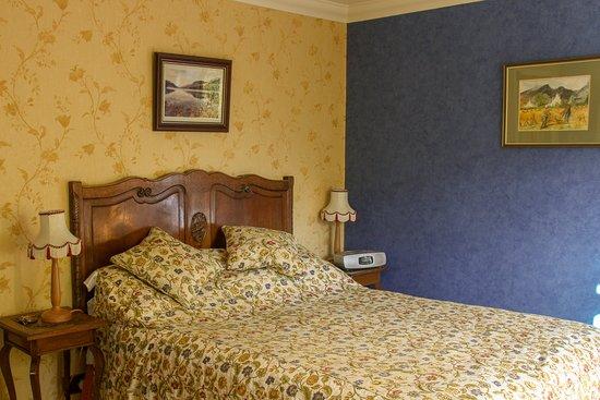 Strathyre, UK: Beech - First floor double Room with en-suite