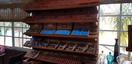 Noord, Aruba: Cigars