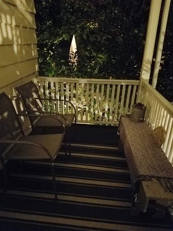 Willow Street, PA: Balcony for the Empire Room