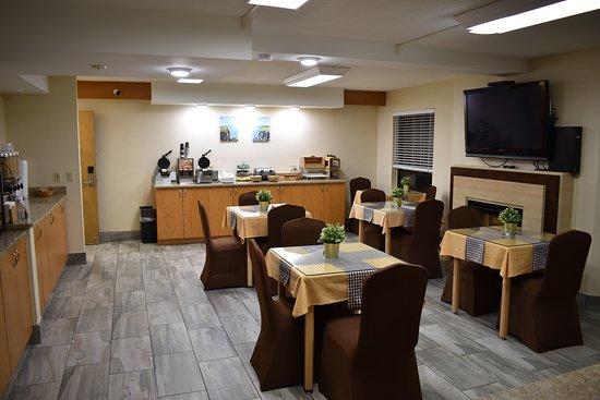 New Minas, Canada : Breakfast Room