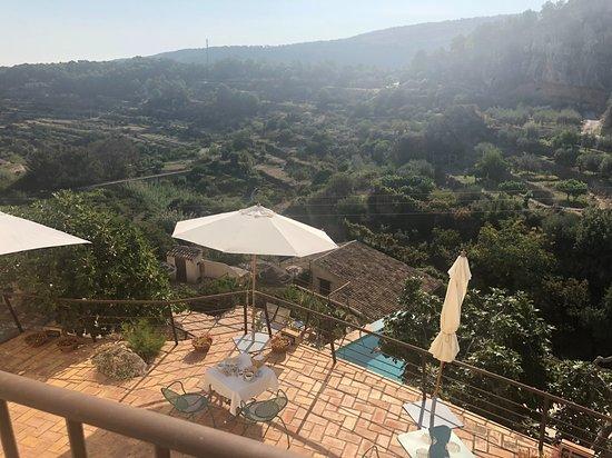 Hospederia Bajo el Cejo: What a view!
