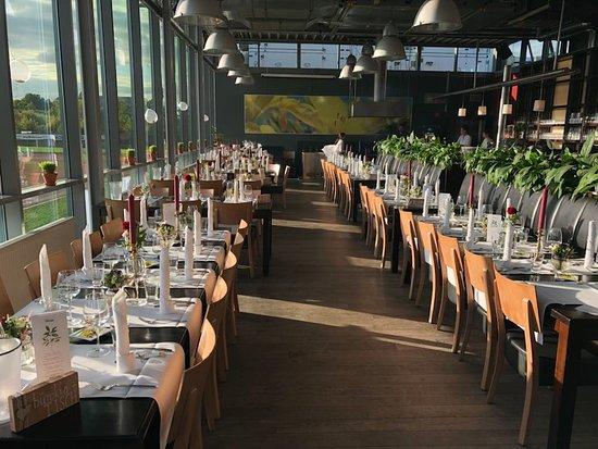 Festliche Tischdeko Picture Of Jahreszeiten Trier Tripadvisor