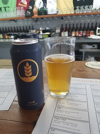 Novato, CA: ... mmmm...Rain by Pure Project Brewing