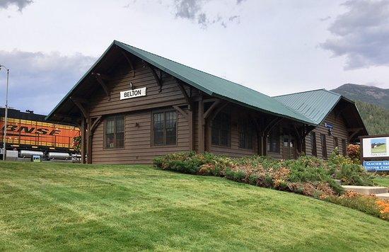 Historic Belton Depot