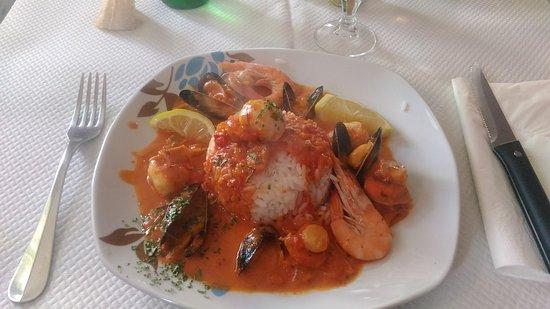 La Ferte-sous-Jouarre, Frankrike: Un excellent plat du jour !