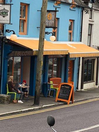 Ballydehob, Ireland: Delicious food