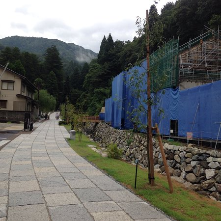 Eiheiji-cho, Ιαπωνία: 永平寺参ろーど