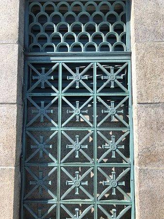 brass window design picture of perry s victory international rh tripadvisor com
