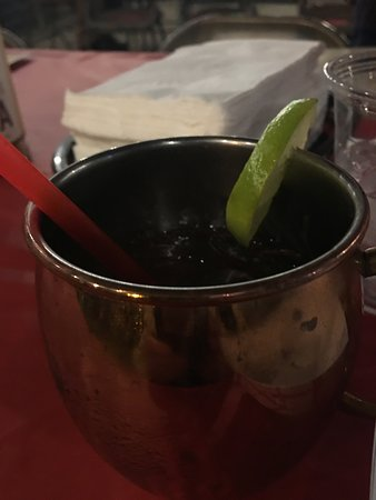 Oregon Grain Growers Brand Distillery: Excellent Moscow Mule