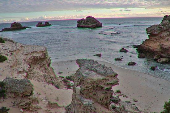 Bay of Islands: The beach