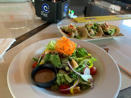 La Cambija: Salad