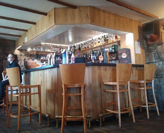 Fionnphort, UK: The Keel Row Bar