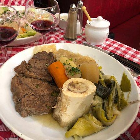 b17ad4dea Le Roi du Pot au Feu, Paris - Restaurantanmeldelser - TripAdvisor