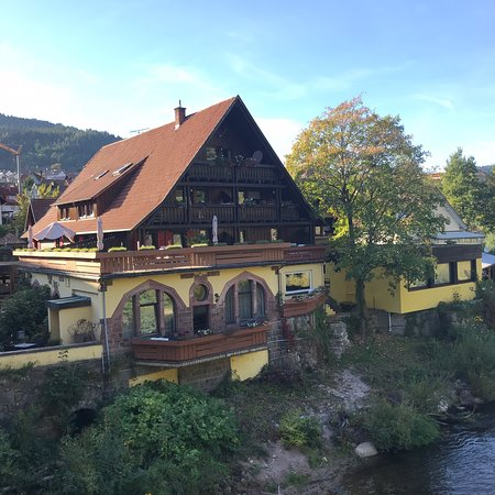 Forbach, Germany: Das Waldhaus
