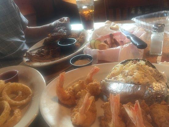 Bridgeport, TX: Yumm-Yumm.