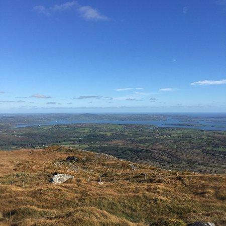 Schull, أيرلندا: Mount Gabriel