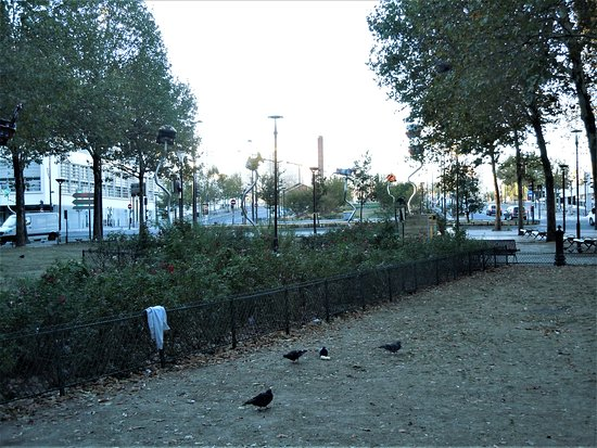 Jardin Anaïs-Nin