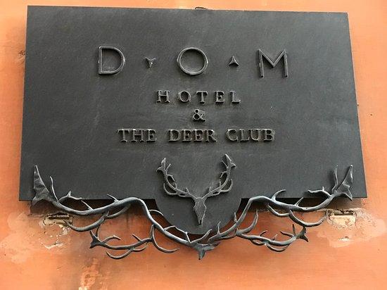 La Terrazza Del Dom Picture Of Dom Hotel Roma Rome