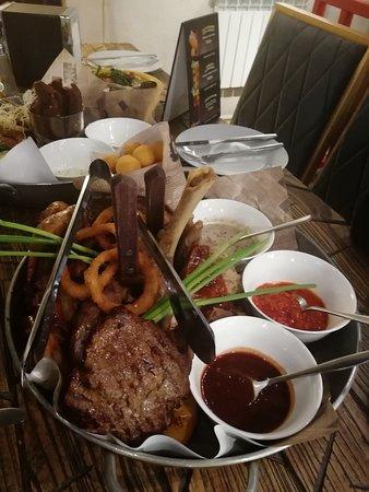 Chechil Pub Aktau: Вкуснота