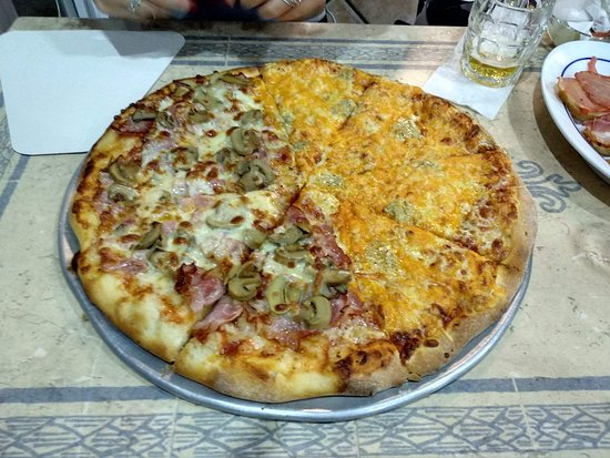San Fernando de Henares, Испания: pizza