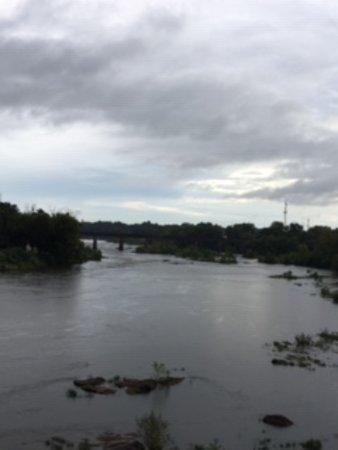 Columbus Riverwalk: The Chattahoochee River