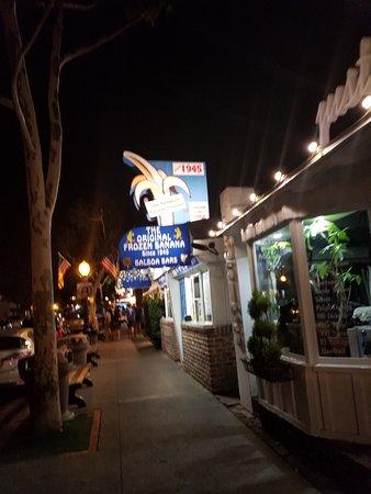 Balboa Island, CA: Sugar 'n Spice stand