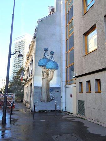 Fresque Arbre de Vie