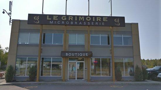Granby, Канада: Le grimoire boutique