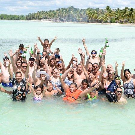 Isla Saona, สาธารณรัฐโดมินิกัน: Taino Tour