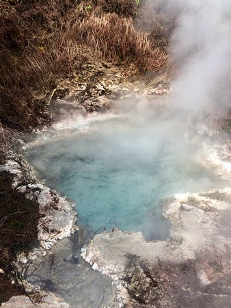 Taupo District, นิวซีแลนด์: Boiling pool
