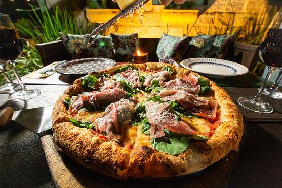 Excelente Restaurante Artesano Pizza Bar - Lagoa da Conceição