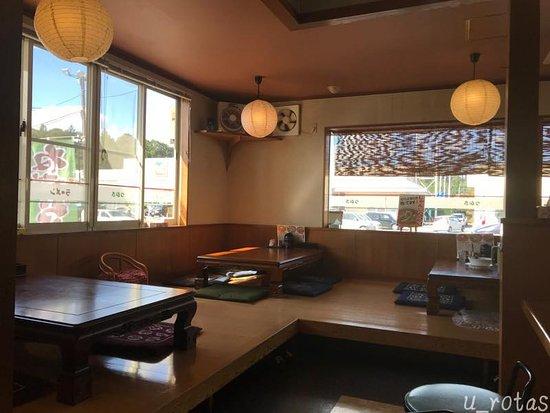 Ono-machi, Japan: 店内の様子