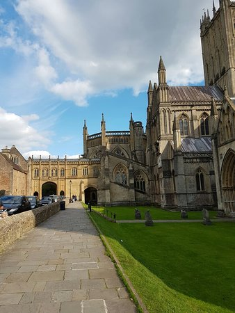 Wells Cathedral: 20180925_150759_large.jpg