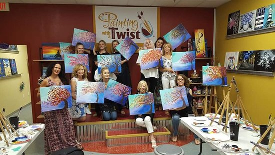 Painting with a Twist Bradenton