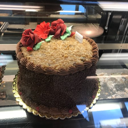 Enjoyable Best German Chocolate Cake In Town Picture Of Schmidts Pastry Funny Birthday Cards Online Inifofree Goldxyz