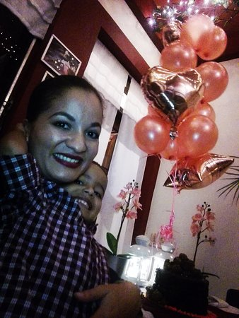 Bilde fra Maya Vista Hotel Restaurant