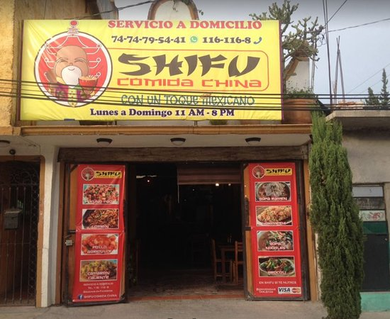 Chilpancingo de los Bravo, México: restaurant shifu