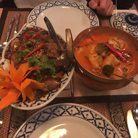 Thai-Family Restaurant Sudsaard Foto