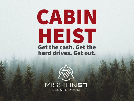‪Mission 57 Sci-Fi Escape Room‬