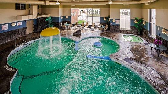 Headingley, Canadá: Indoor Pool