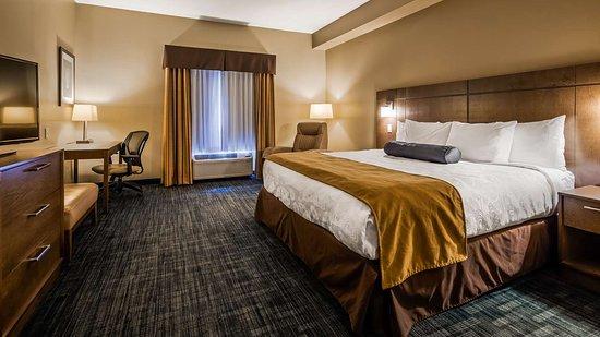 Headingley, Canadá: Guest Room