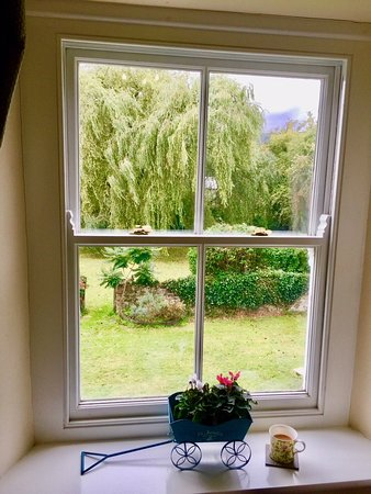 Llanover, UK: View from Room 4