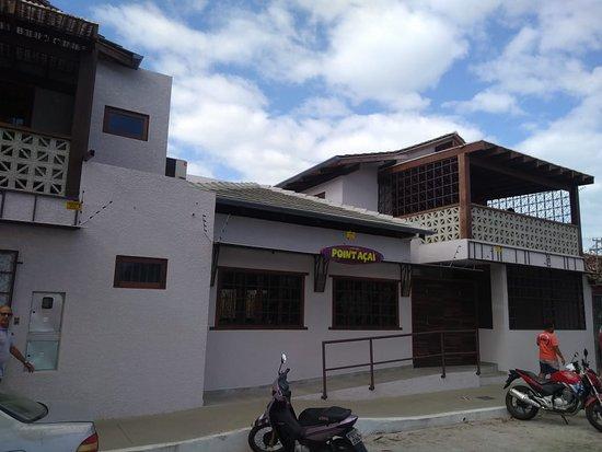 Point Açaí Matriz e Restaurante Light: Fachada da loja