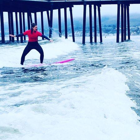 Year round Surfing School in Pismo Beach