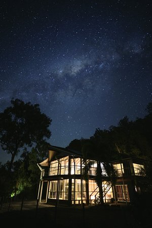 Esk, Avustralya: On a clear night, the view from our deck is a stargazer's dream