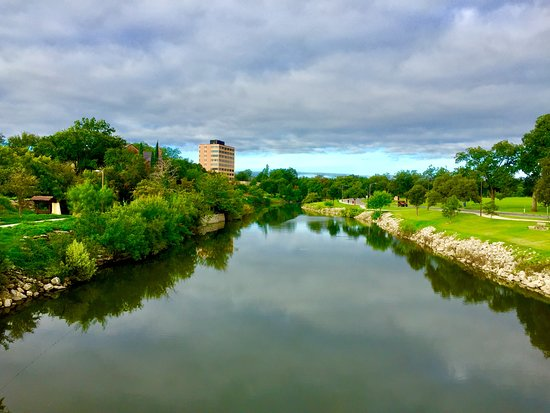 Concho River Walk